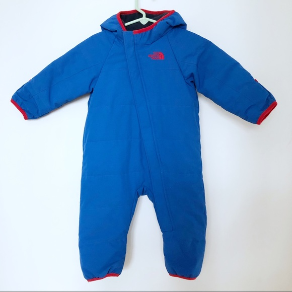 21d394569 The North Face Jackets & Coats | North Face Warm Blue Snowsuit For ...